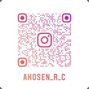 明石高専ロボ研Instagram QRコード